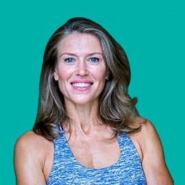 Personal Trainer Greta Mikan