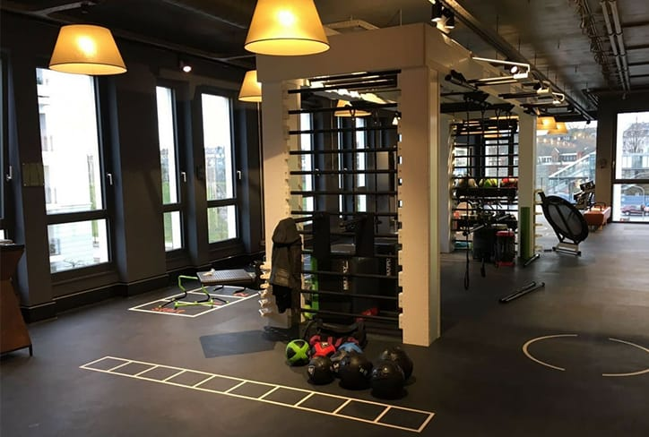 The Playground at EVO Fitness