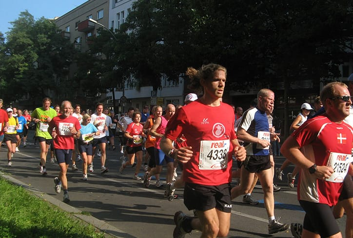 The 5 best destinations in Europe for marathon