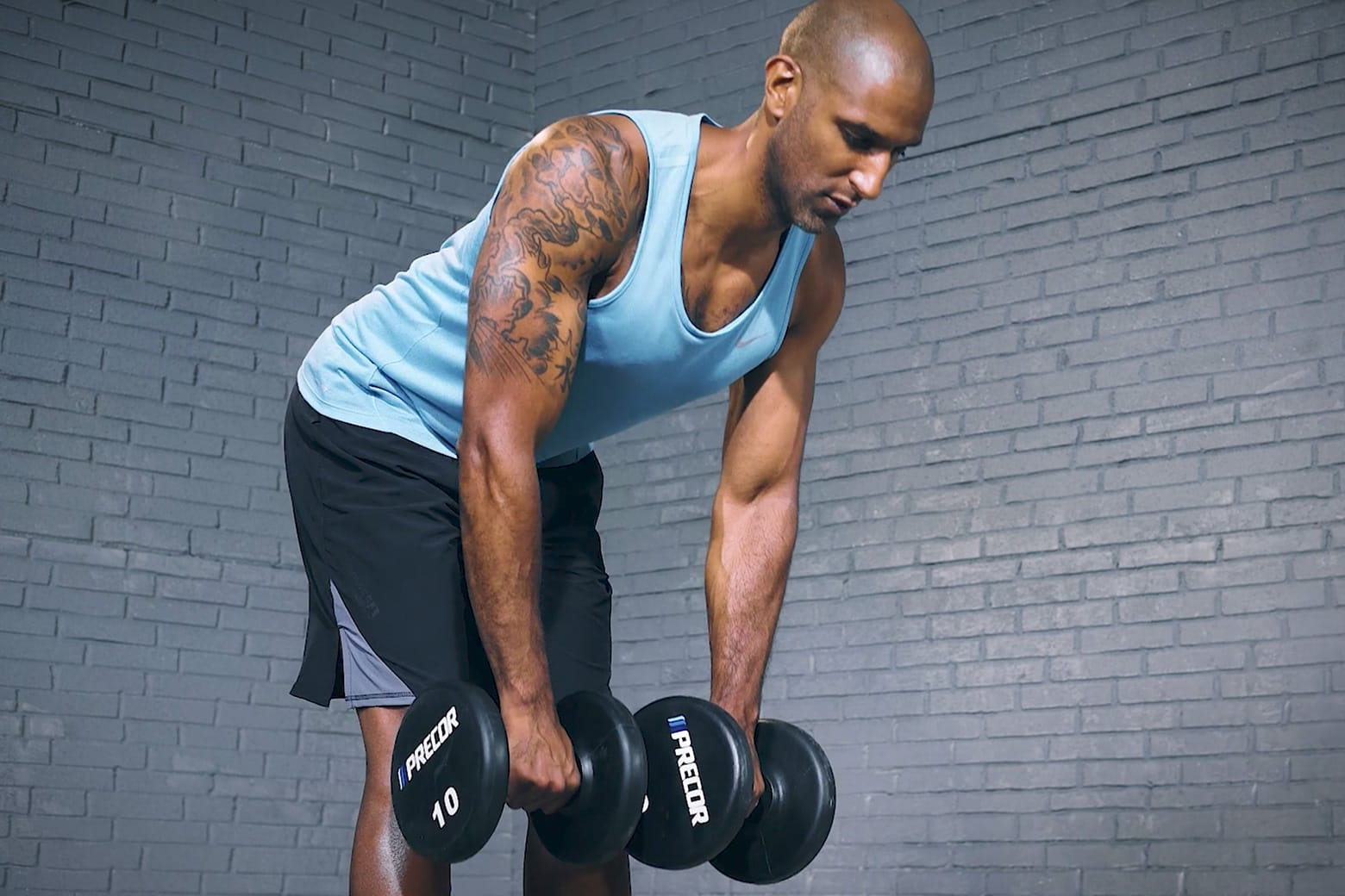Tutorial: Dumbbell deadlift