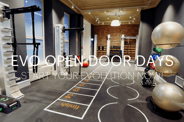 EVO OPEN DOOR DAYS