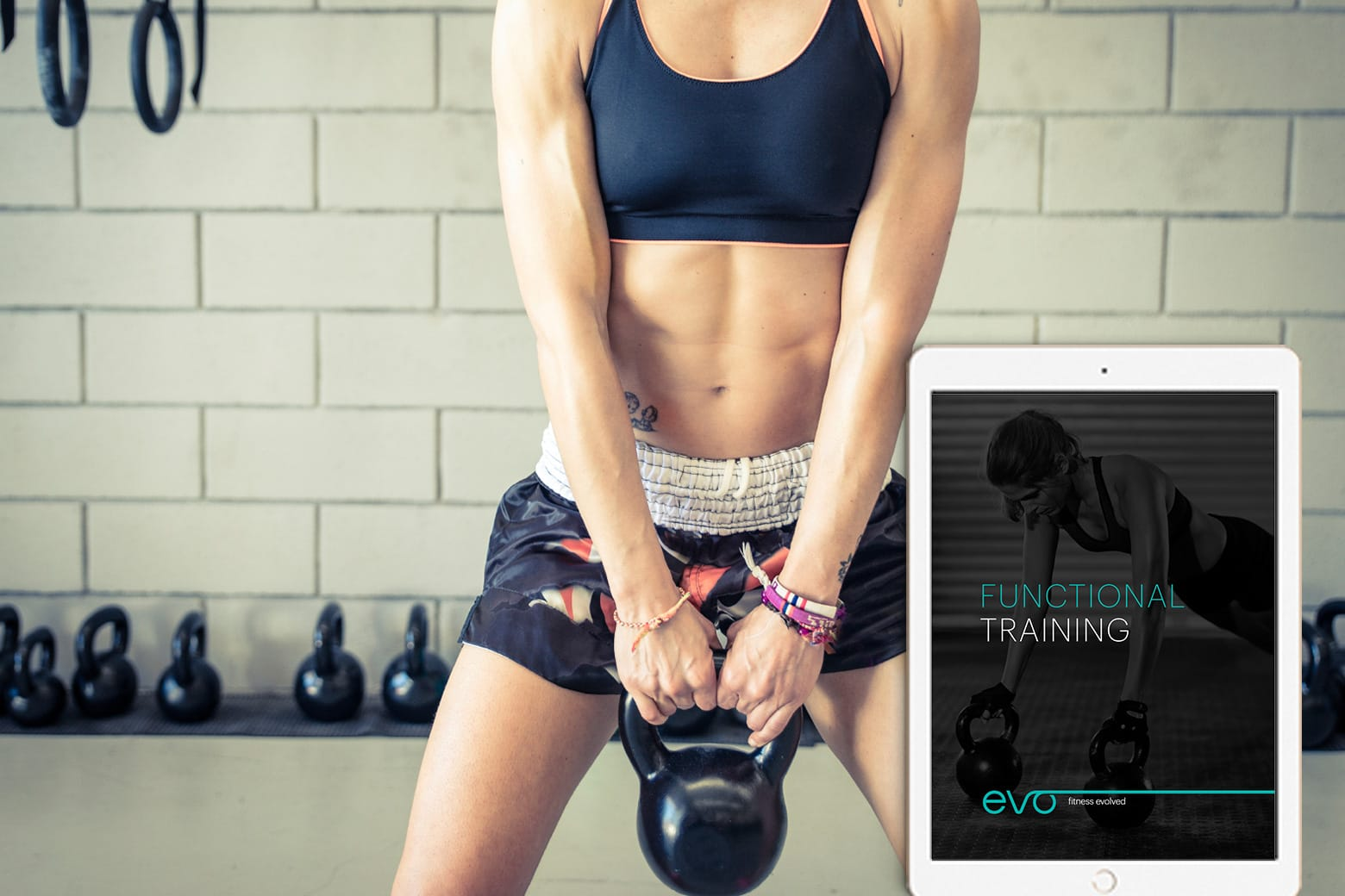 EVO Guide Functional Training / Funktionelles Training