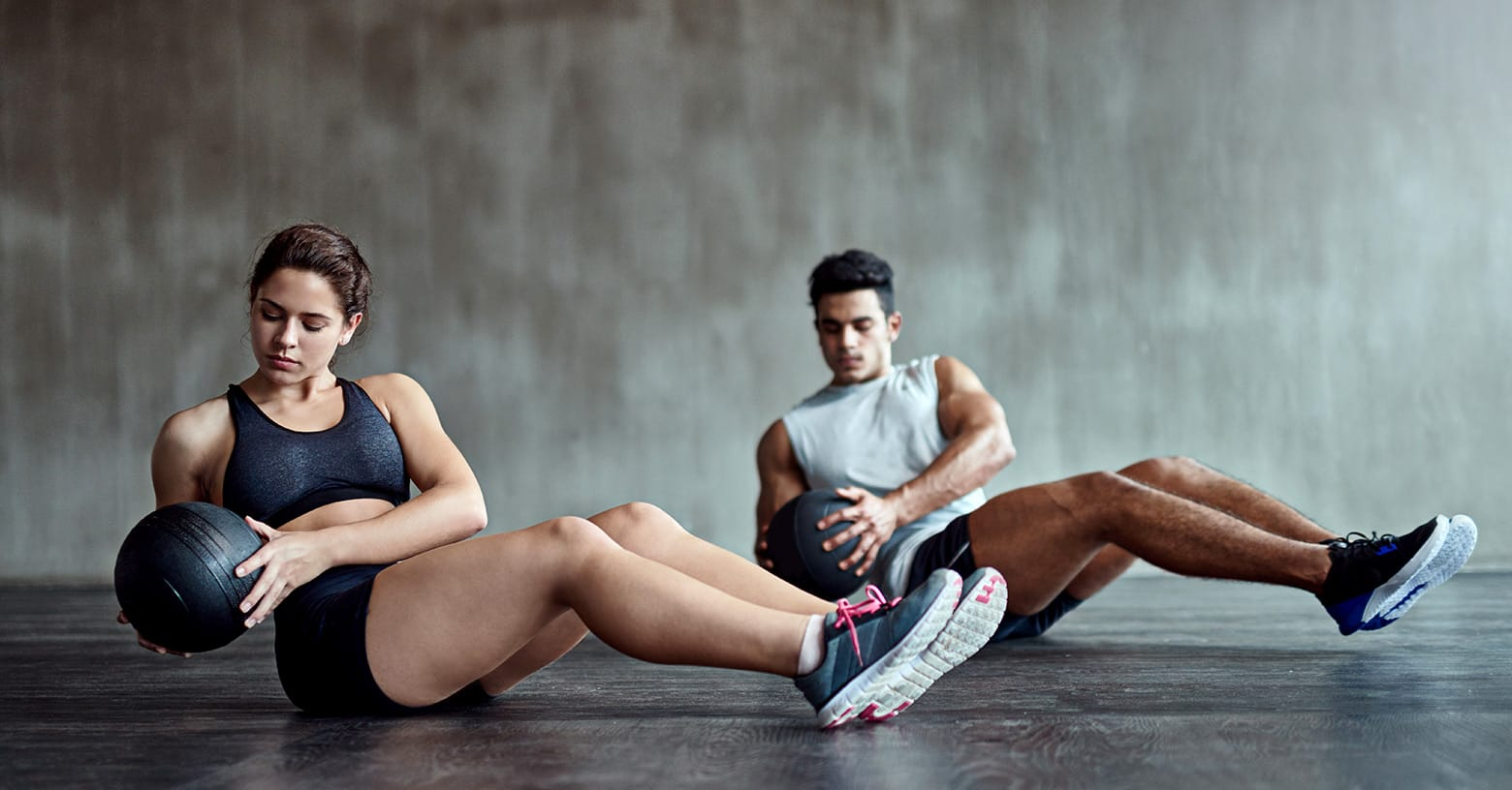 Couples Workout / Workout für Paare