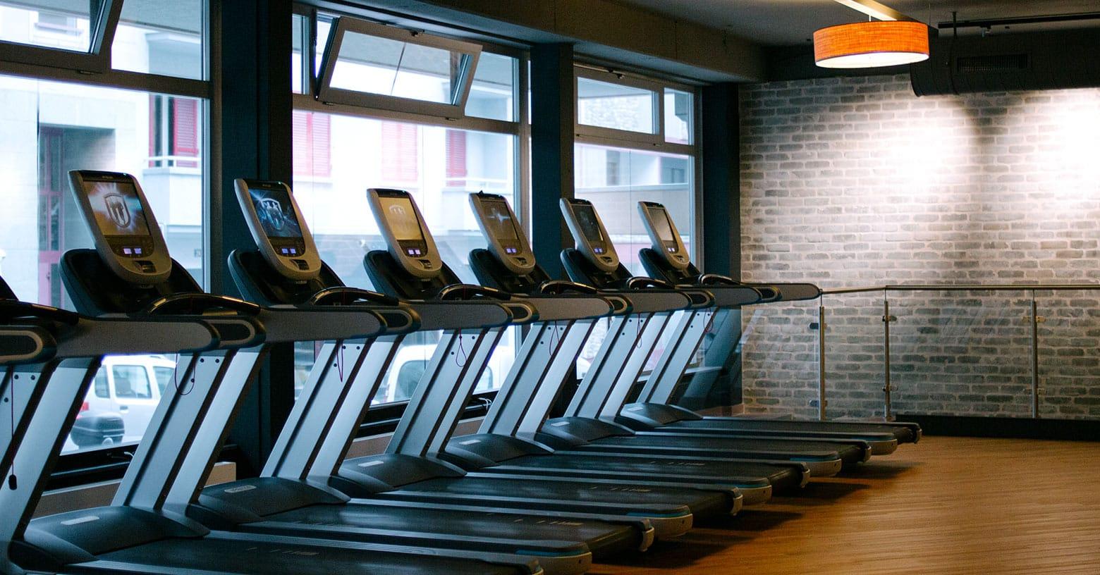Treadmill / Laufband