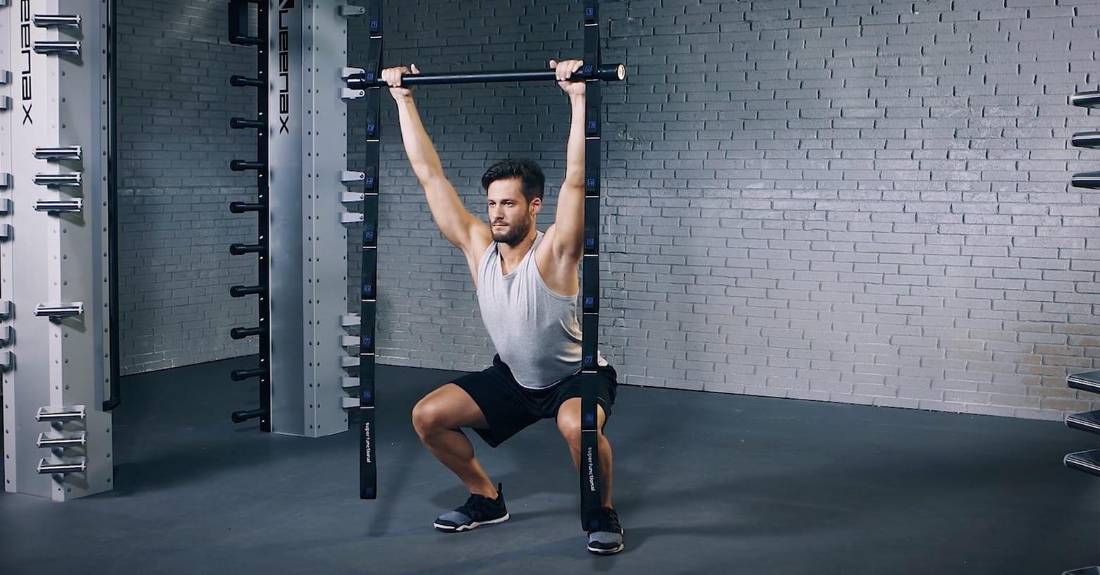 Tutorial: Overhead Squat