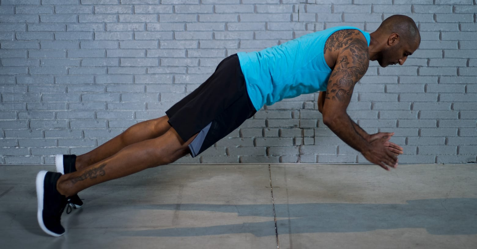 Tutorial: Explosive Push-Up