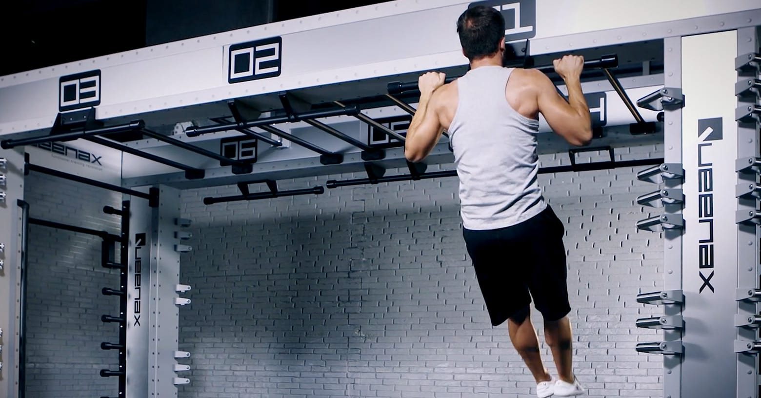 Tutorial: Jump Pull-up