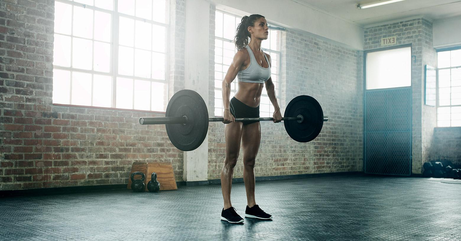 Skinny or Strong / Schlank oder muskulös