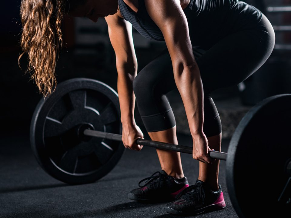 Olympic lifting - how to do it properly and what to be careful about