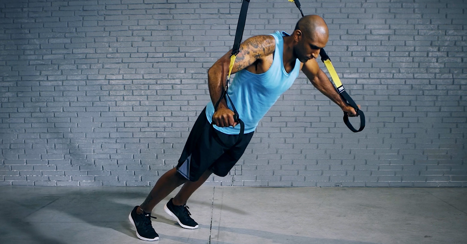 TRX and Bodyweight Workout /Eigengewicht und TRX Workout