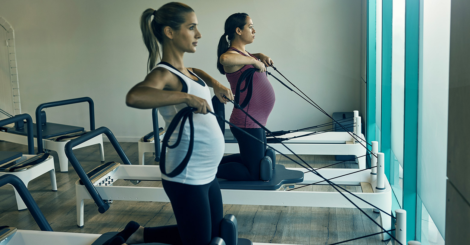 Here's what to know about functional training during pregnancy