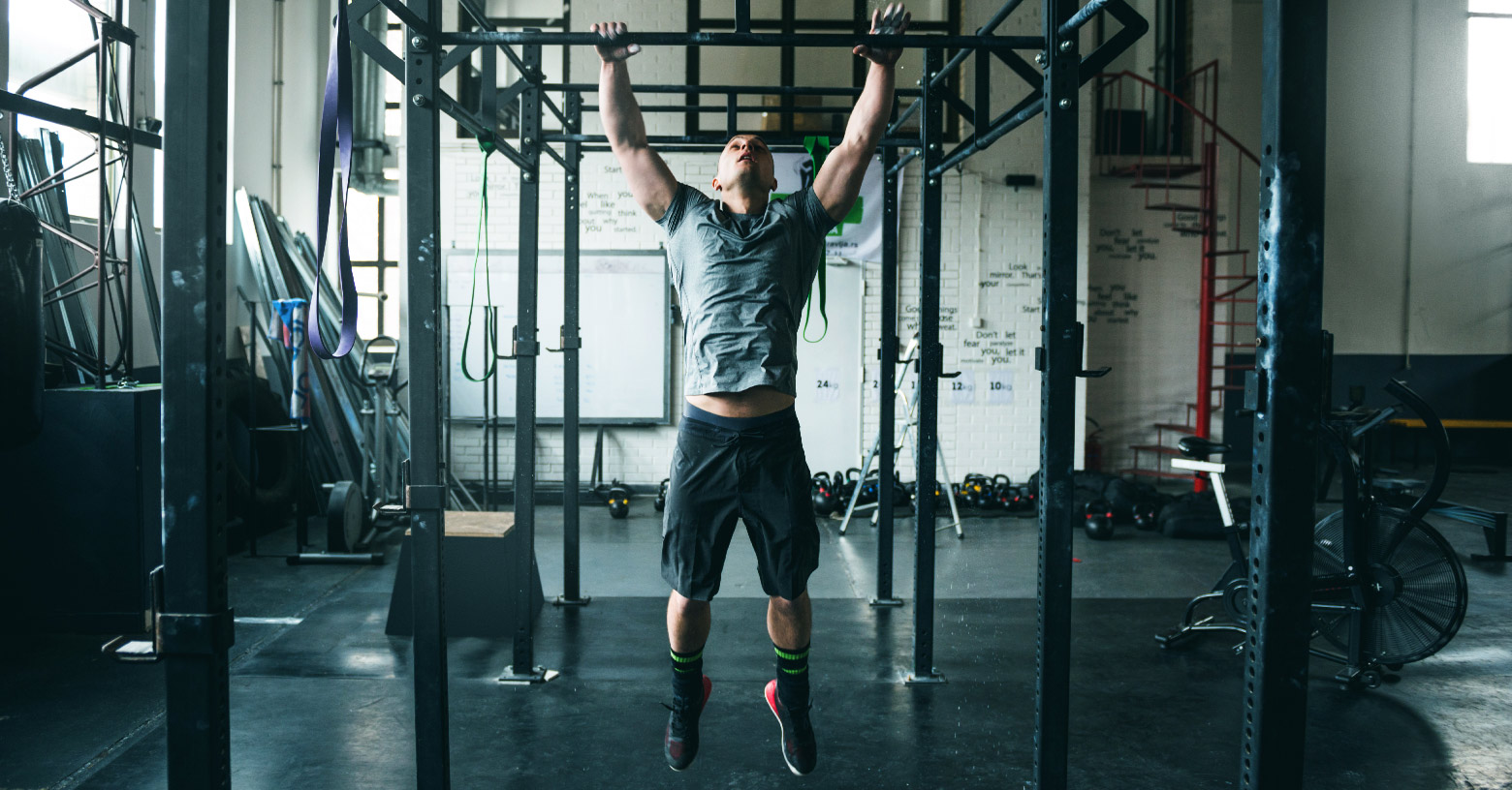 Fantastic 4: timed high-intensity bodyweight circuit