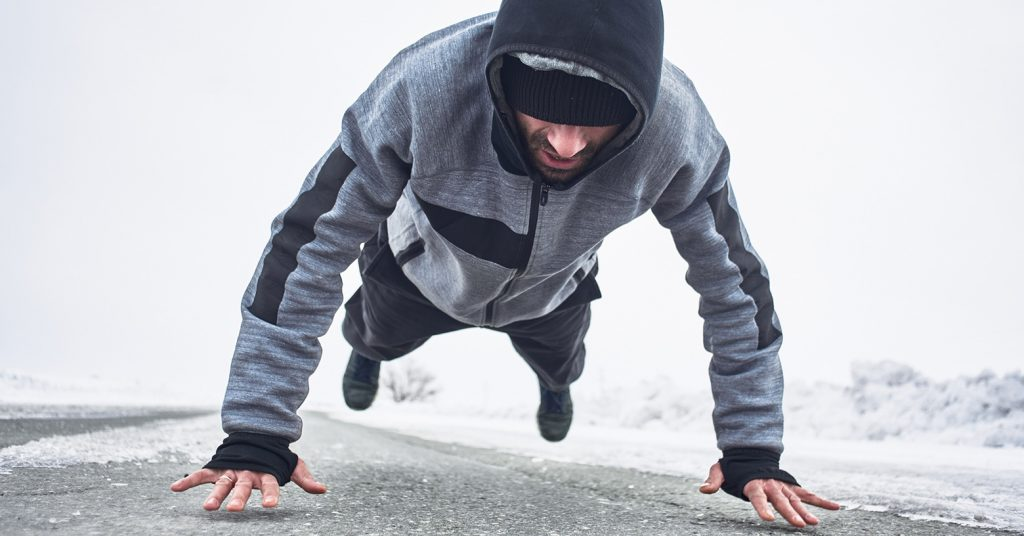 six tips for training in winter
