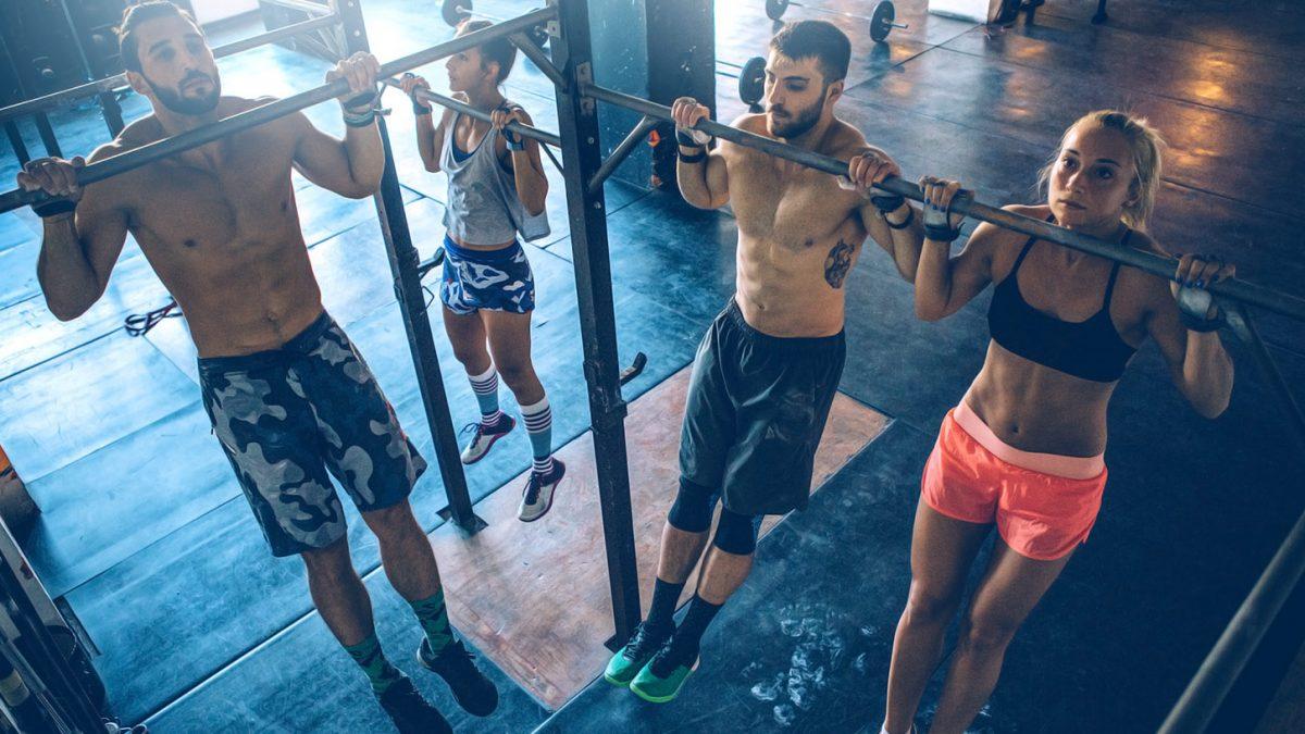 Cardio-Bodyweight Circuit | Cardio-Eigengewicht Zirkeltraining