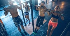Workout of the month: A cardio-bodyweight circuit to start your EVOlution