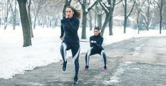 Losing motivation? Here are six tips for training in winter