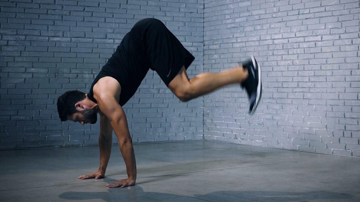 Tutorial: Inverted Jump