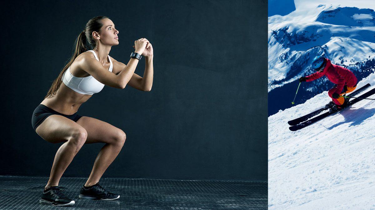 Ski-Übungen | Ski exercises