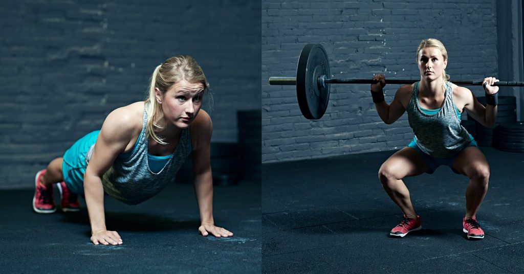 Functional Fitness Training vs CrossFit