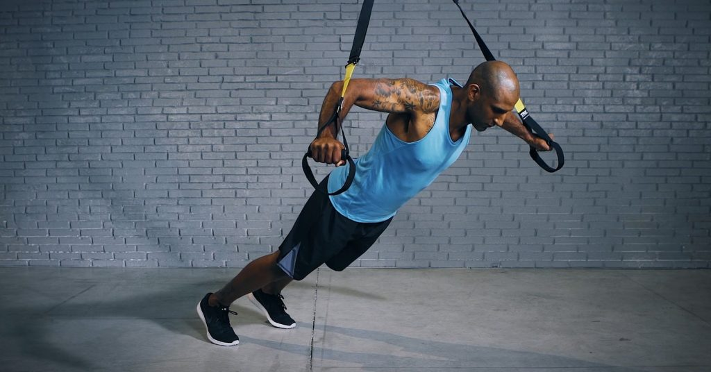 Tutorial: TRX Chest Flye