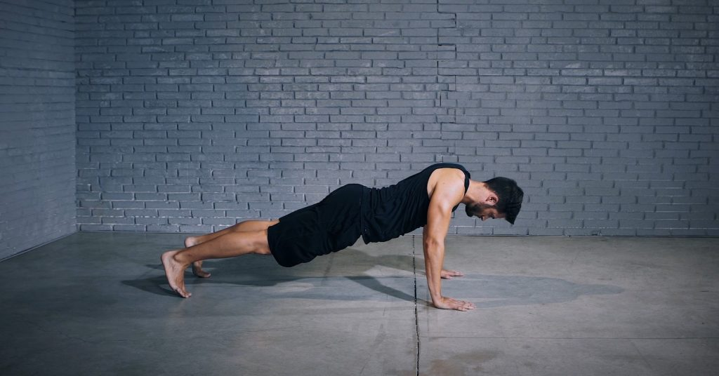 Tutorial: Push-Up Plus