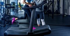 Curved treadmill: what's different about it and what are its benefits?