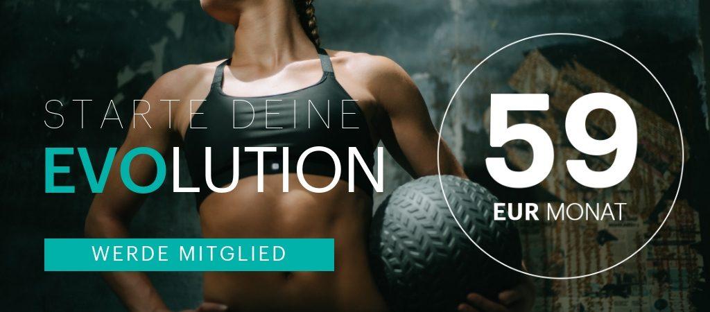 Starte deine EVOlution