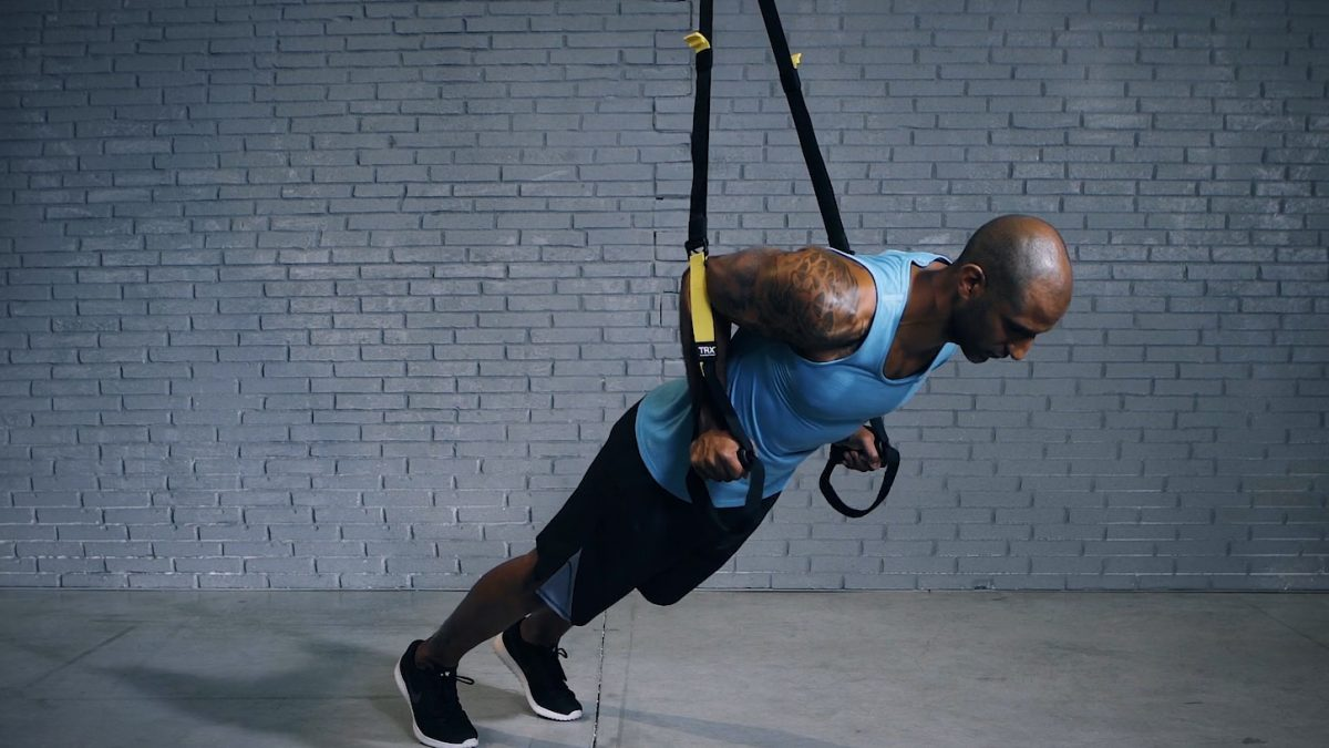 Tutorial: TRX Low Press