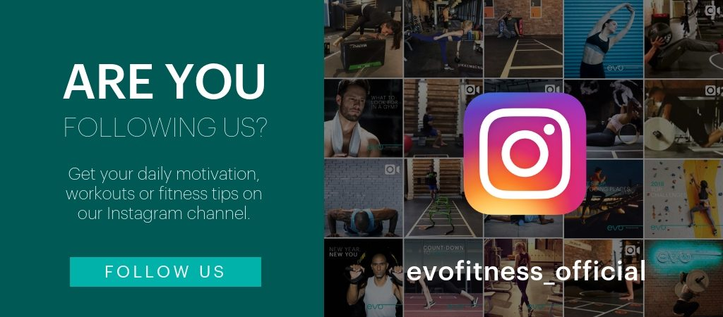 EVO Fitness Instagram