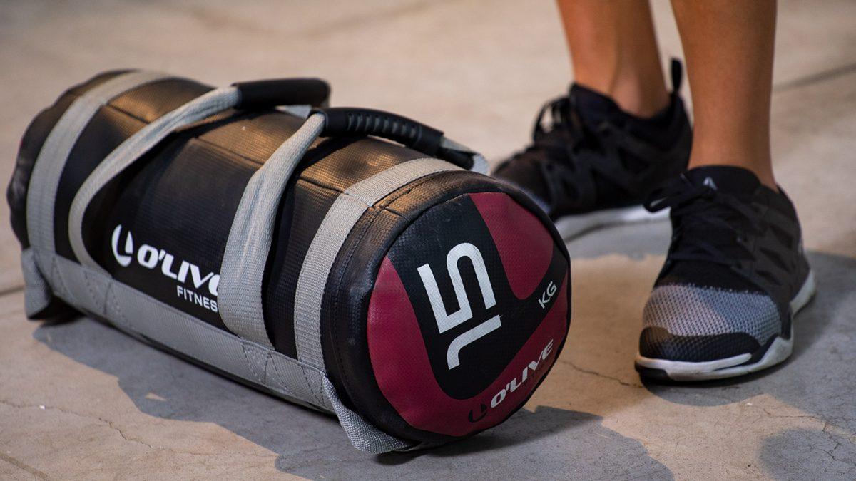 5 Sandsack Übungen | 5 sandbag exercises