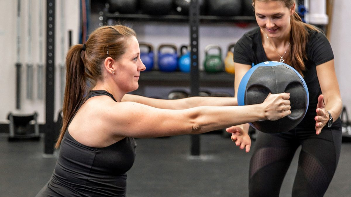Training nach der Schwangerschaft | Functional Training Pregnancy
