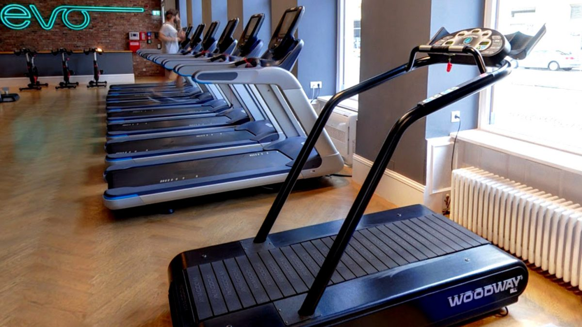 Woodway Laufband | Woodway treadmill