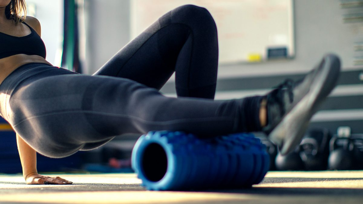 Schaumstoffrolle | Foam rolling benefits