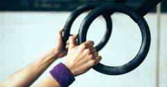 6 Gründe, weshalb Training an Gymnastikringen so effektiv ist