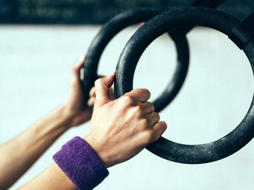 Six reasons gymnastic rings training is effective