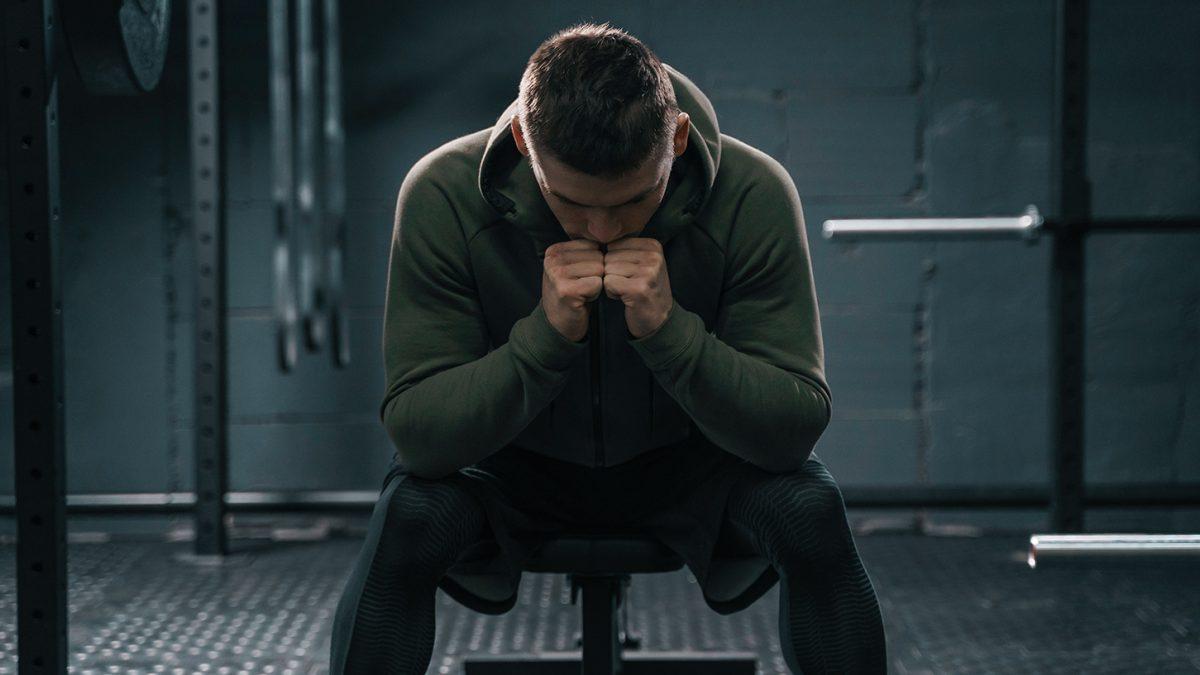 Aufgehört zu trainieren | Stopped working out