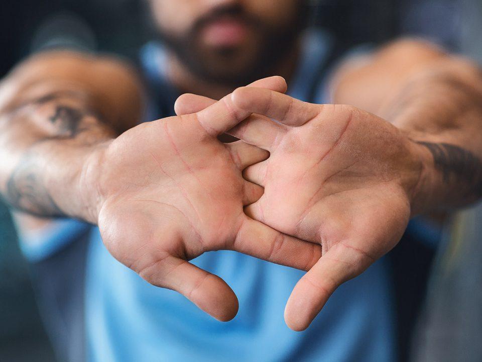 Schmerzfreie Hände | Pain-free hands