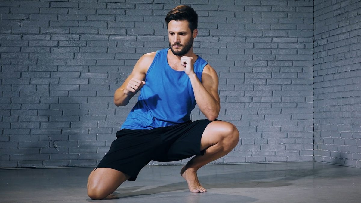 Tutorial- Deep squat (hip out) | Tiefe Kniebeuge