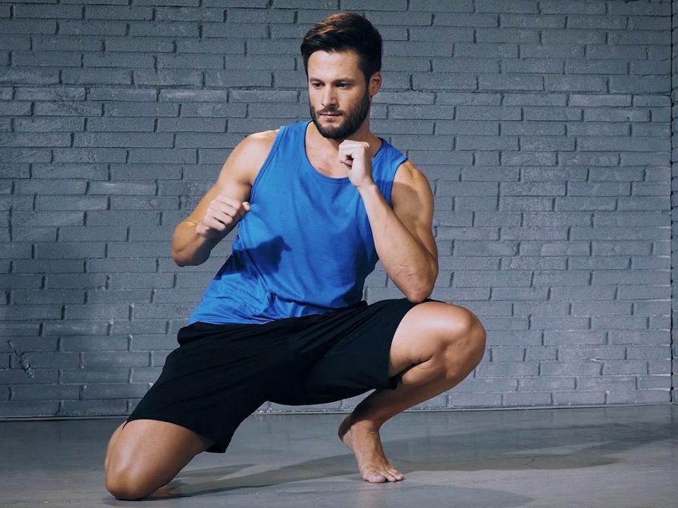 Tutorial - Deep squat (hip out)