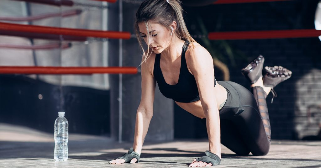 Ganzkörper-Workout | Whole-Body Workout