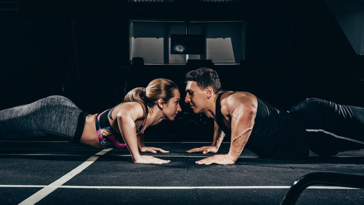 Valentinstag-Workout   Valentine's workout