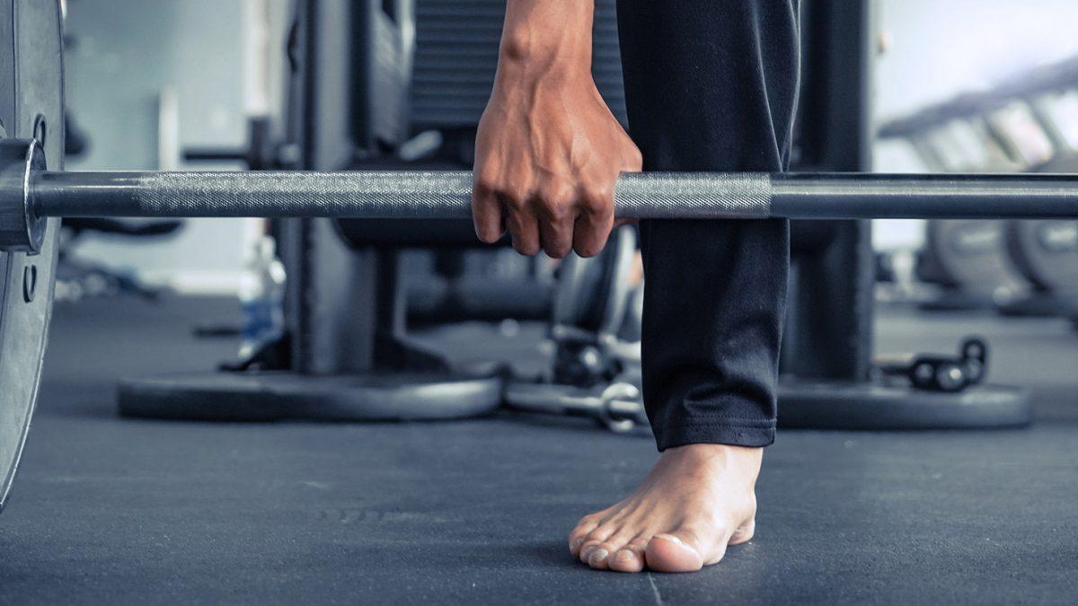 Barfuß-Workouts | Barefoot workout
