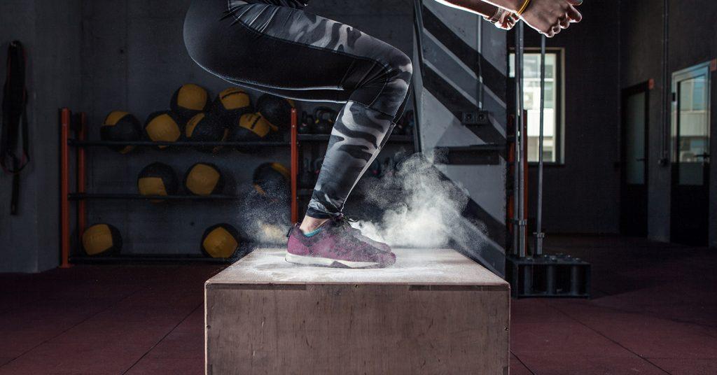 Box Jump Übungen | Box Jump Exercises