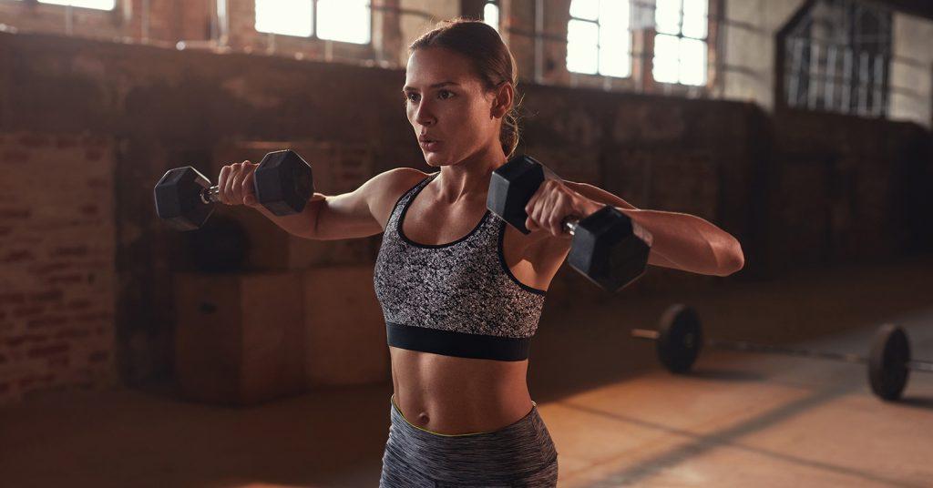 Funktionelle Schulterübungen | Functional shoulder exercises