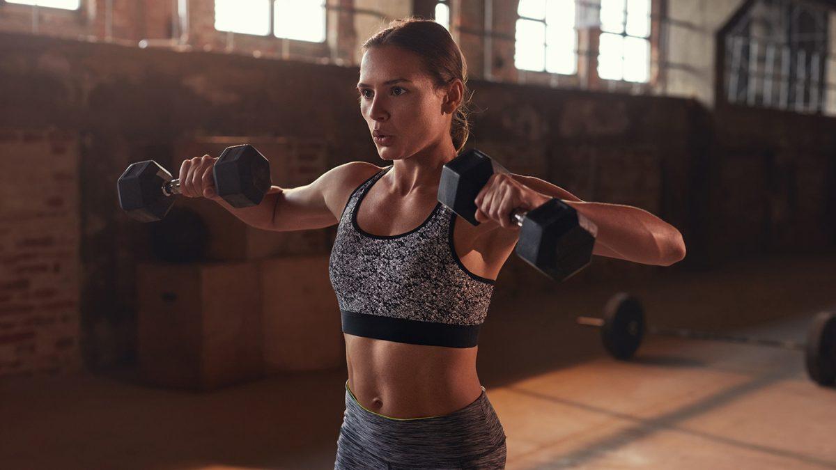 Funktionelle Schulterübungen   Functional shoulder exercises