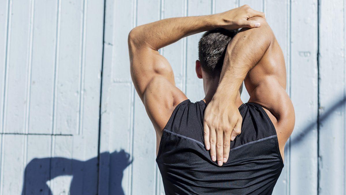 funktionelle Schulterübungen - Functional shoulder exercises - EVO Fitness