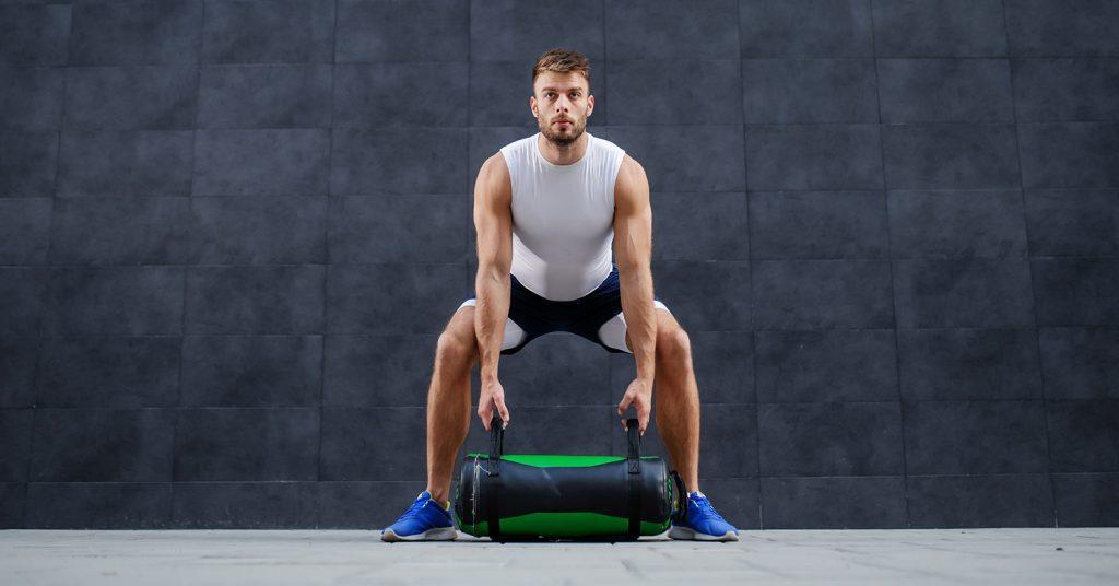 Core Bag Übungen | Core Bag Exercises