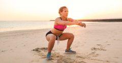 Video: 12 Minuten Beach-Workout