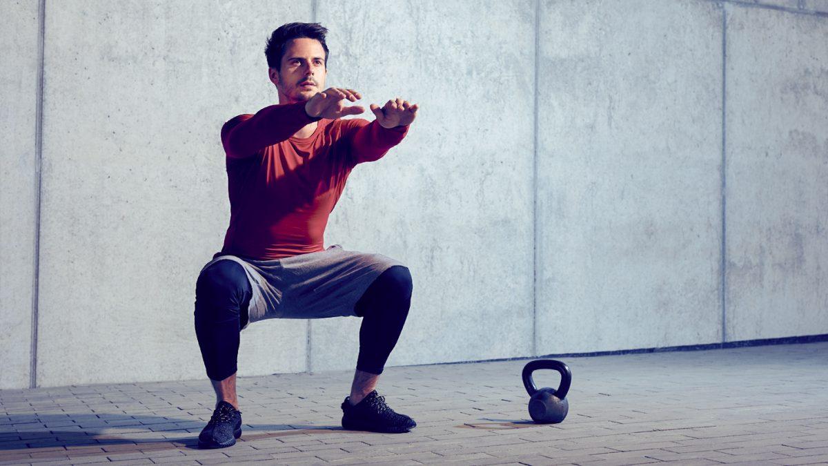 Eigengewichts-Gleichgewicht Workout | Bodyweight balance workout