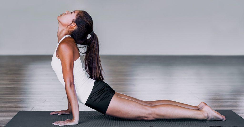Natural movements - Natürliche Bewegungen - EVO Fitness